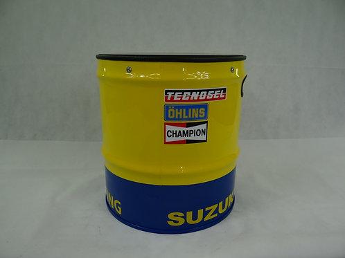 Support moto / Tabouret d'atelier SUZUKI RACING