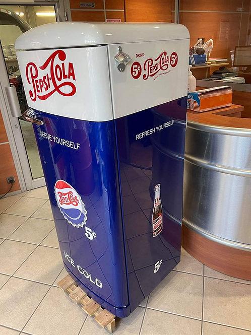 Frigo vintage Pepsi