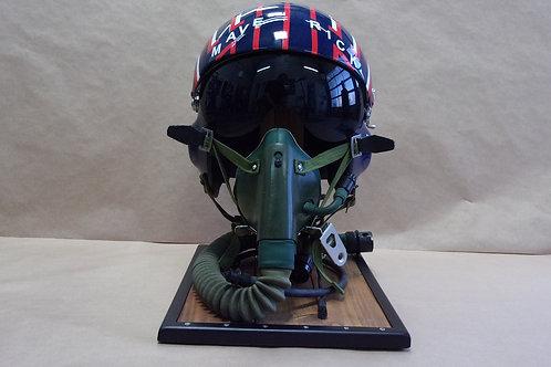 Casque de pilote de chasse Top Gun
