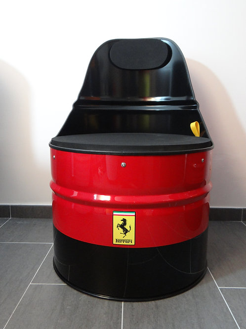 Fauteuil Ferrari BB512