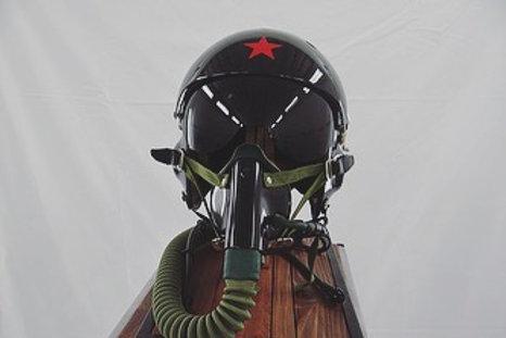 Casque de pilote de chasse MIG russe