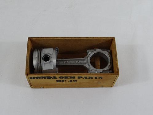 Pièce technique: bielle-piston Honda
