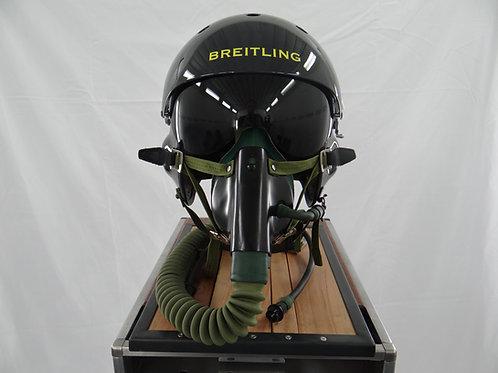 Casque de pilote de chasse actuelle Jet Team Breitling