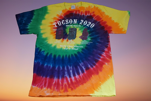TUCSON 2020 T-SHIRT TYE DYE