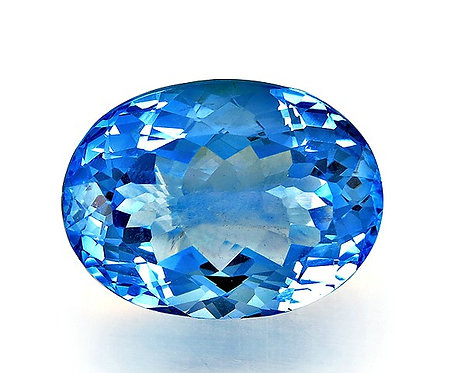 BLUE TOPAZ 30.54CTS. 21X16X11MM