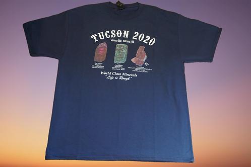 TUCSON 2020 T-SHIRT NAVY