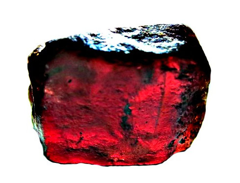 RED ZIRCON 51.22 CTS.