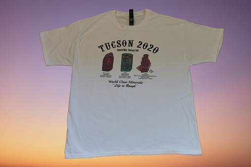 TUCSON 2020 T-SHIRT WHITE