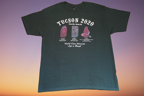 TUCSON 2020 T-SHIRT GREEN