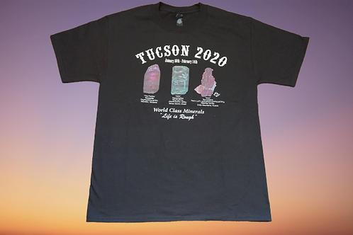 TUCSON 2020 T-SHIRT BLACK