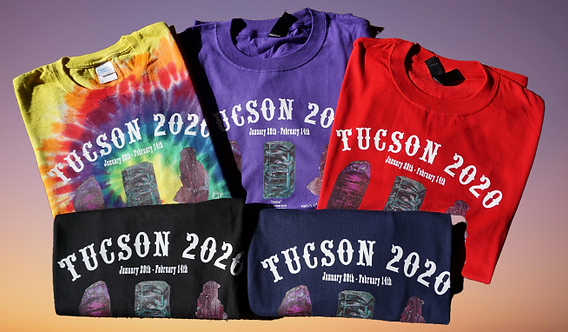 TUCSON 2020 T-SHIRT COMBO PACK OF 5