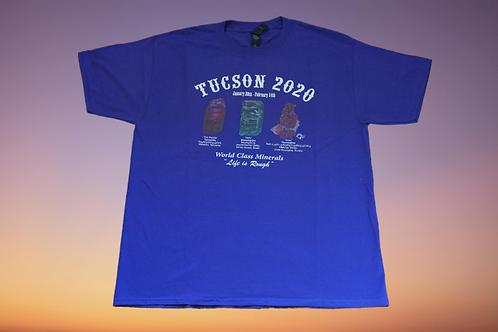 TUCSON 2020 T-SHIRT PURPLE