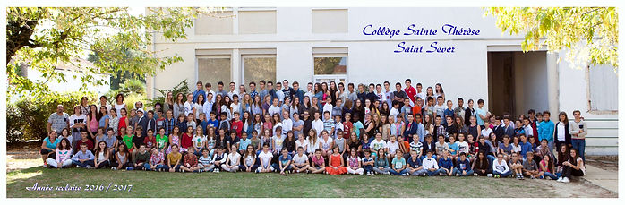 Groupe Collège 2012-2013