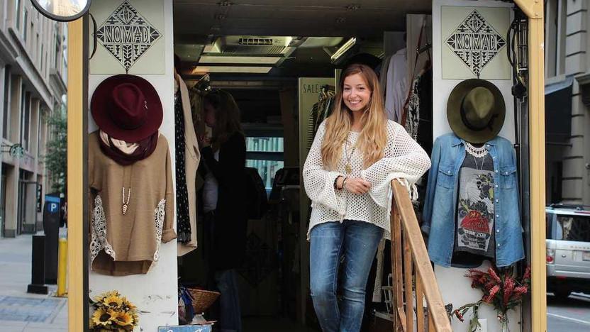 Hustle Trucks Mobile Storefront Rentals Nomad Pop Up Shop