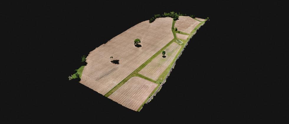 Field 3D Map