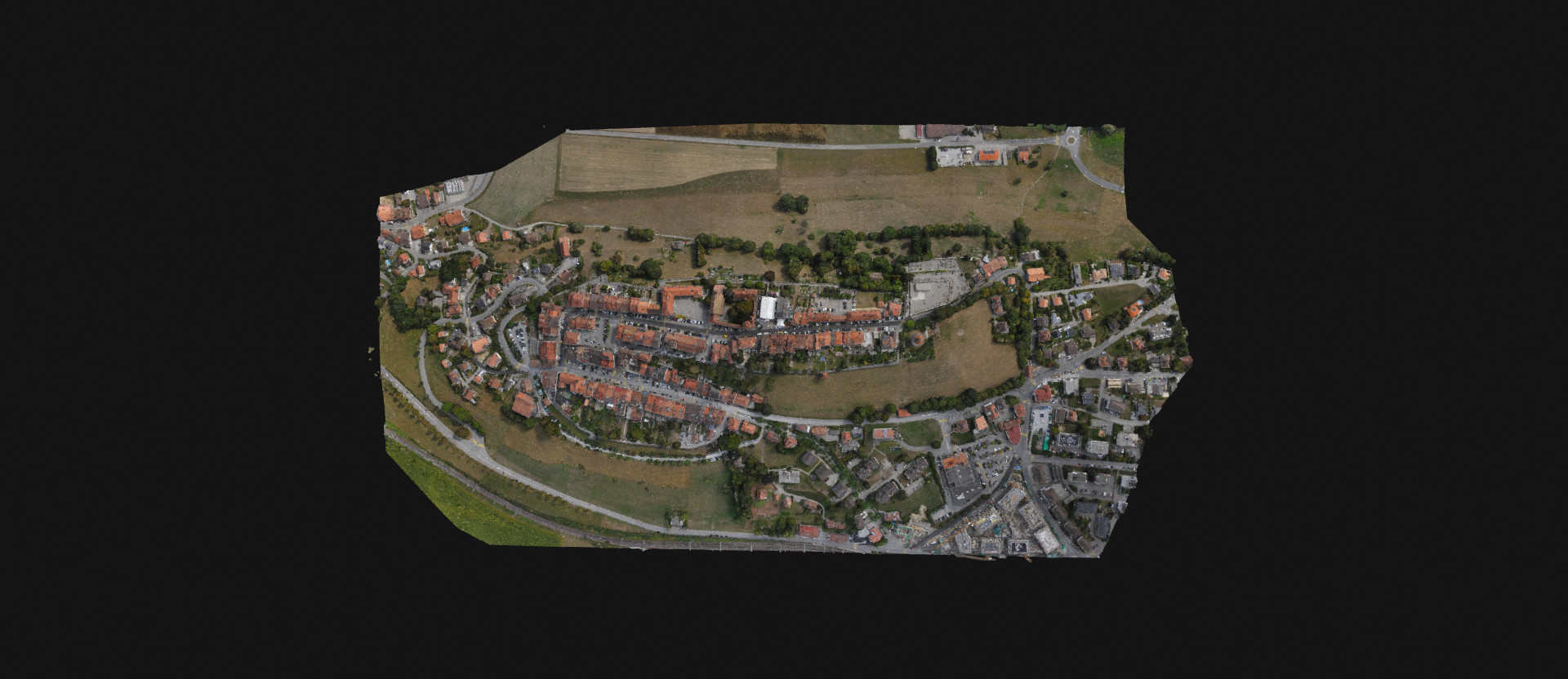 Aerial 3D Map