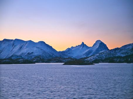 Hurtigruten: Schönste Seereise der Welt. Vor allem im Winter.