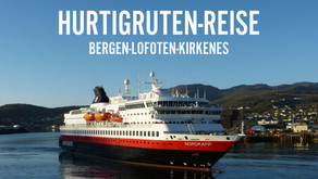 Mein Hurtigruten-Video auf Youtube: Fast 120.000 Aufrufe!