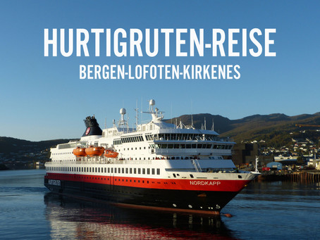 Mein Hurtigruten-Video auf Youtube: Fast 120.000 Aufrufe!