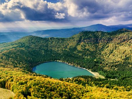 Családi kirándulás a Szent Anna-tóhoz