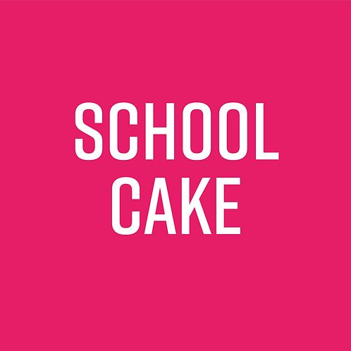 Classic School Cake