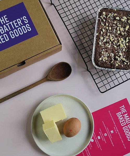 Mad Batter Brownie Baking Kit