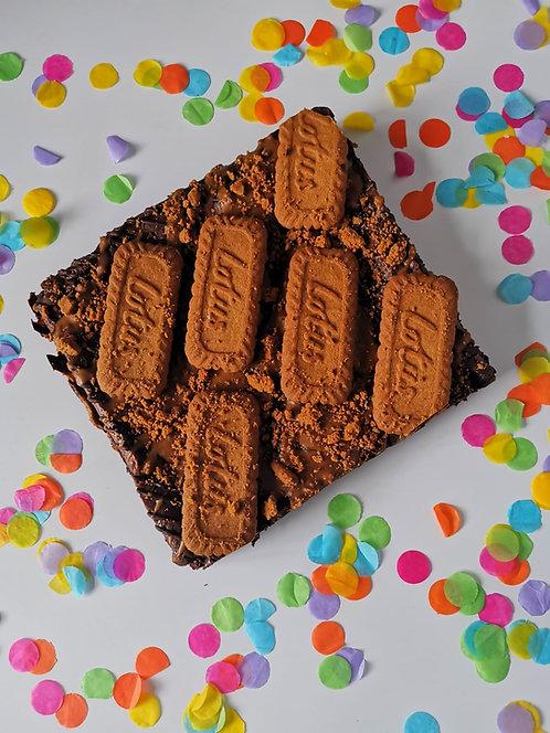 Mad Batter Brownie Box - One Flavour Slab - Vegan