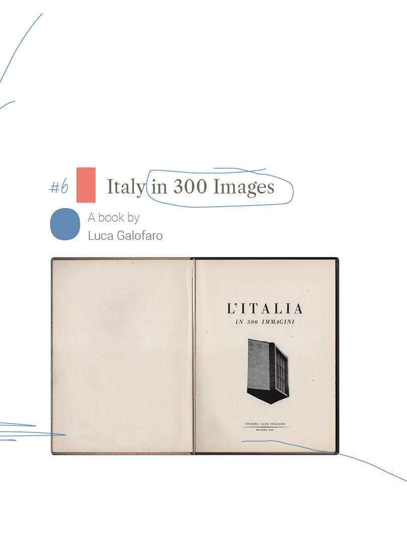 Italy in 300 Images