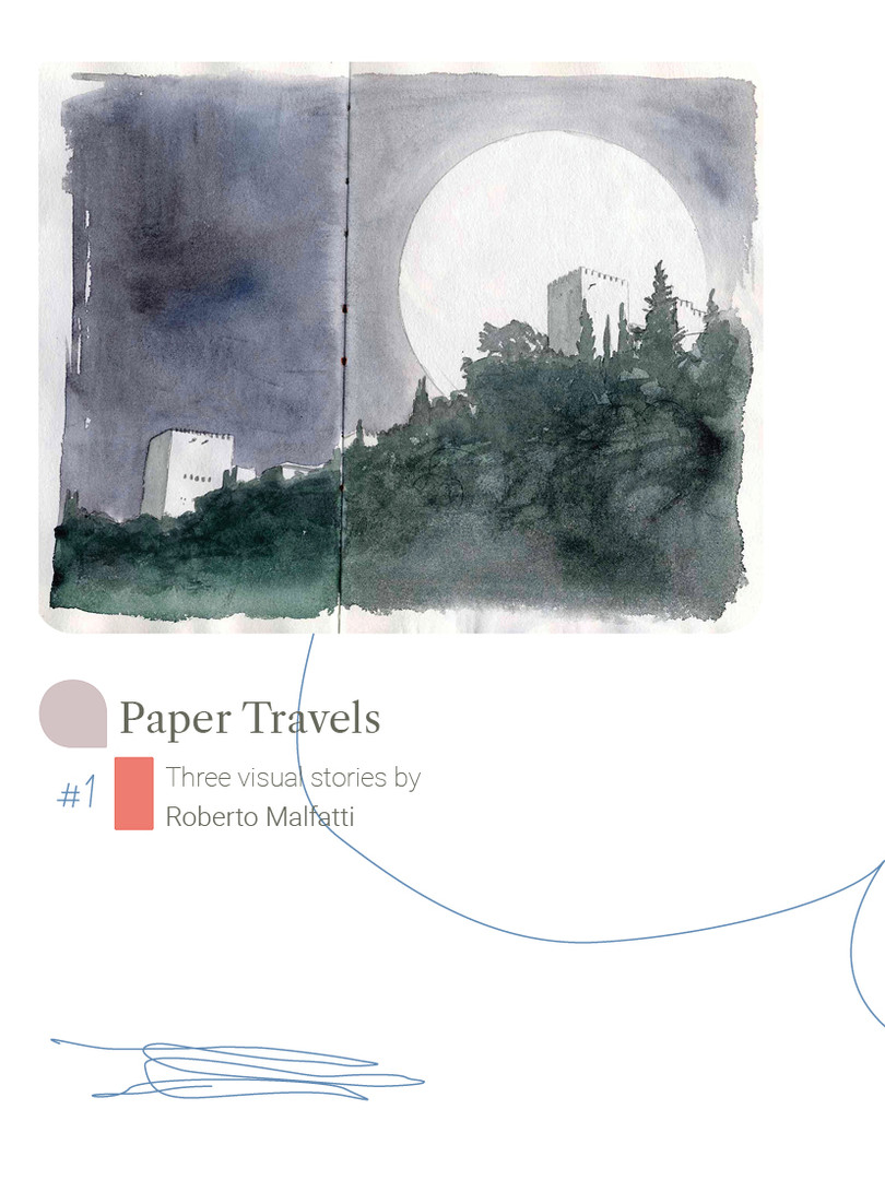 Paper Travels