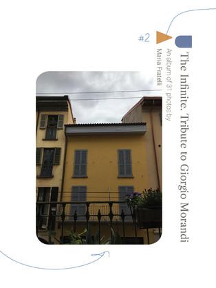 The Infinite. Tribute to Giorgio Morandi