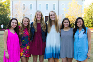 Panhellenic's Community Service Committee