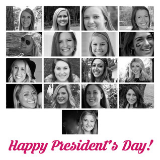 President's Day, Panhellenic Style
