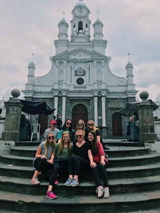 Sigma Kappa Takes Ecuador