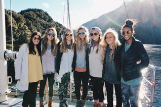 Kappa Delta Takes Australia/New Zealand