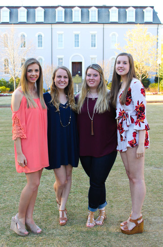 Panhellenic's Communication Committee