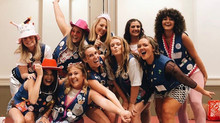 Two Blue Vests: Reflecting on Greek Life as a Returner Gamma Chi