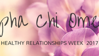 Healthy Relationships Week