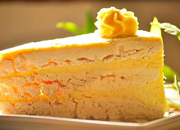 Torta Merengue Lúcuma Porción