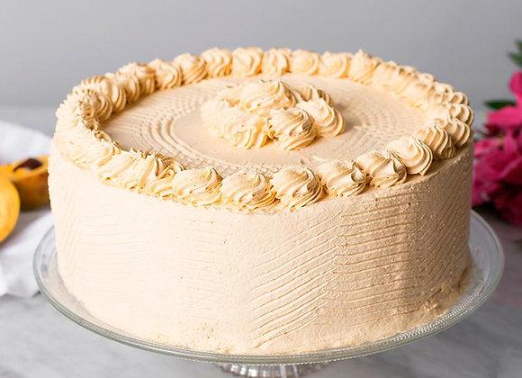 Torta Merengue Lúcuma Entera