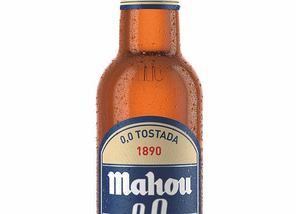 Mahou Tostada 0,0
