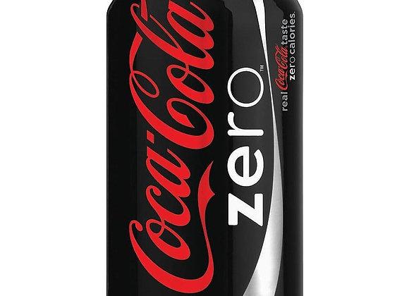 Coca Cola Cero Lata 350cc