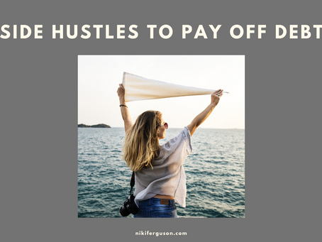 Side Hustles to Make Extra Money