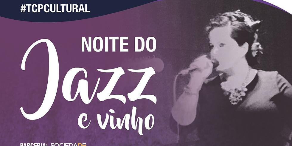 Noite de Jazz e Vinho