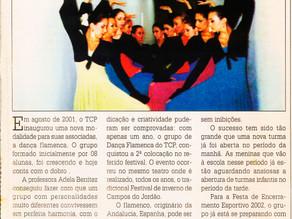 Hoje é dia de #tbt: dança flamenca
