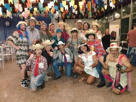 Muita diversão na Festa Junina do Tênis Clube Paulista