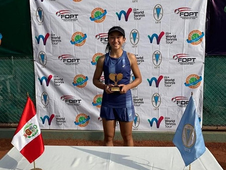 Atleta tecepista Érika Cheng vence torneio de nível mundial
