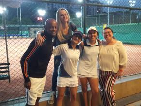 Tenistas do TCP se destacam na Copa Futuro Feminino