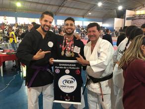 TCP se destaca no campeonato Karatê Shinshukan e Kobudo