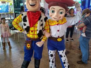 Colégios realizam suas festas juninas no TCP: alegria e muita brincadeira