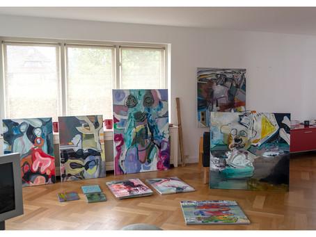Te zien op Kunstbeurs Nulllll